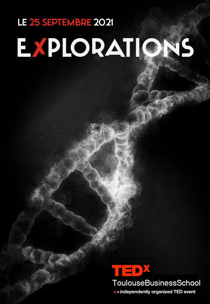 Explorations TEDx Toulouse Business School